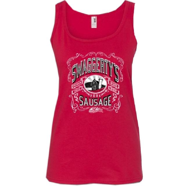 Swaggerty's Ladies Tank Top